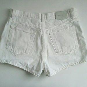 Vintage Calvin Klein High Waist Mom Jean Shorts